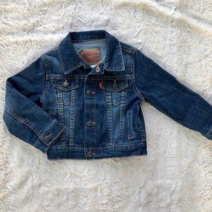 Levi's Strauss Jean jacket size 24 months